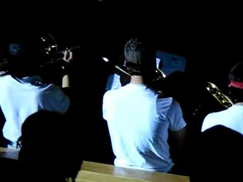 ECHS Band: Prism Concert Part 12 (Trombones) [HQ]