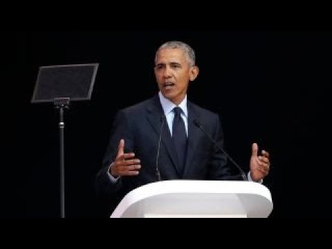 Obama humble bragged about his new money during South Africa speech: Kennedy
