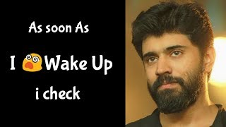 Wake up LOVE Quotes for Whatsapp Status Tamil