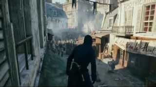 Assassins Creed Unity Gameplay E3 2014 XboxOne HD (World Premiere)