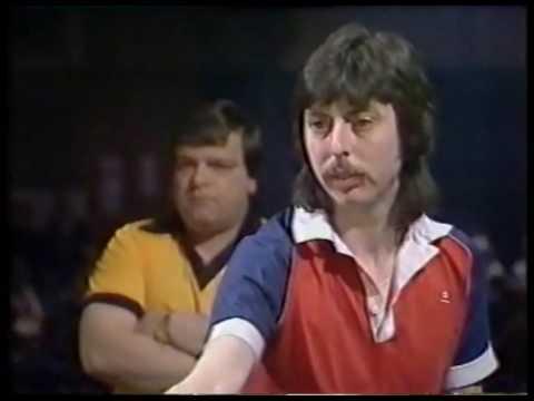 Jocky Wilson vs. Terry Down - Last 16 - 1985 BDO Dry Blackthorn Cider Masters