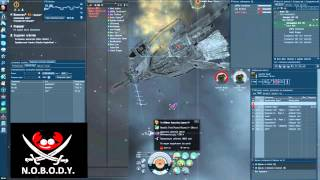"EVE Online mission level 5 ""Deadly Serious"""