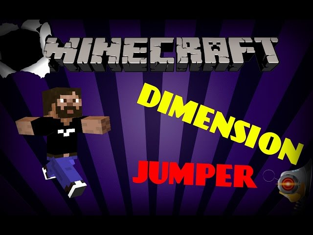 [CZ/SK] ► MINECRAFT MAP PRESENTS ◄ DIMENSION JUMPER #1