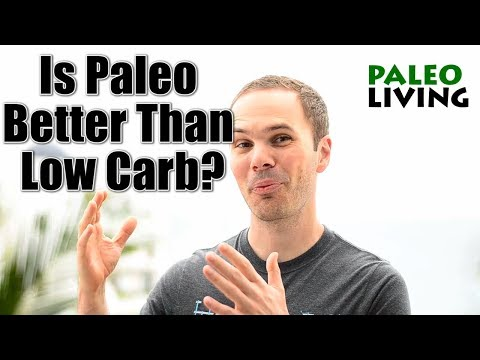 Paleo versus Low Carb Diets - What Should You Do?