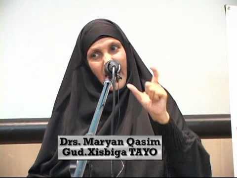Khudbadii Drs Maryan Qasim MPLS MN