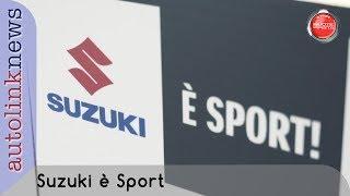 Suzuki è sport   le News di Autolink
