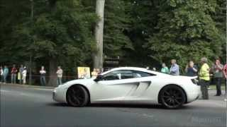 LOUD Supercar departures - Zonda