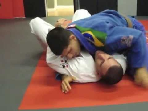 BJJ / MMA Training & Techniques | Open Guard Sweep | Inferno, Marlboro NJ Image 1