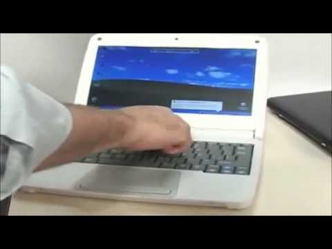 Descripcion Tecnica Netbooks del Gobierno