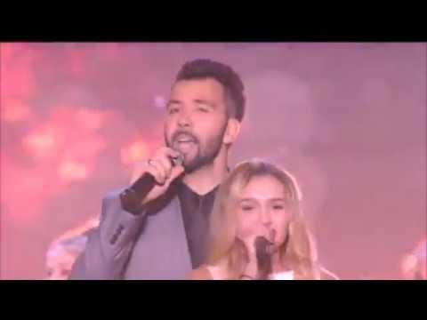 Денис Клявер и Ольга Клепова - Давай спасём этот мир ( KInder МУЗ Awards 2017 )