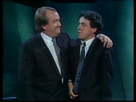 Mel Smith & Griff Rhys Jones -