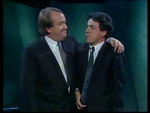 Mel Smith & Griff Rhys Jones -