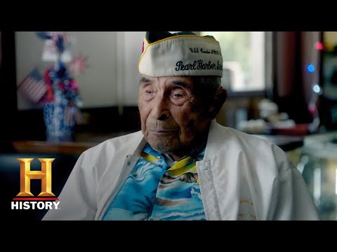 Ray Chavez: Pearl Harbor's Oldest Living Survivor   History