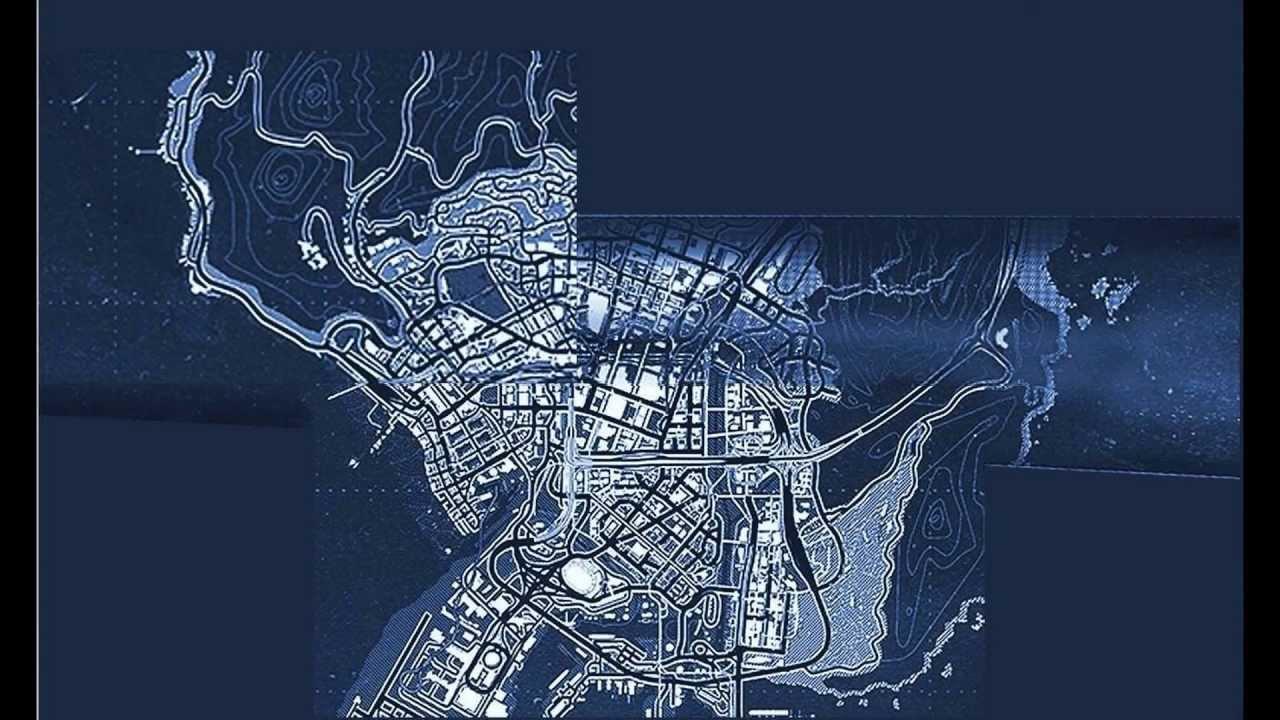 Gta 5 Map Leak GTA V Map Leaked From ...
