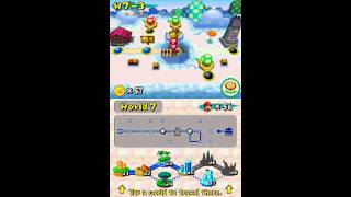 New Super Mario bros DS - World 7 Part 1