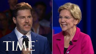 Elizabeth Warren Had The Ultimate Response To A Question About Gay Marriage | TIME
