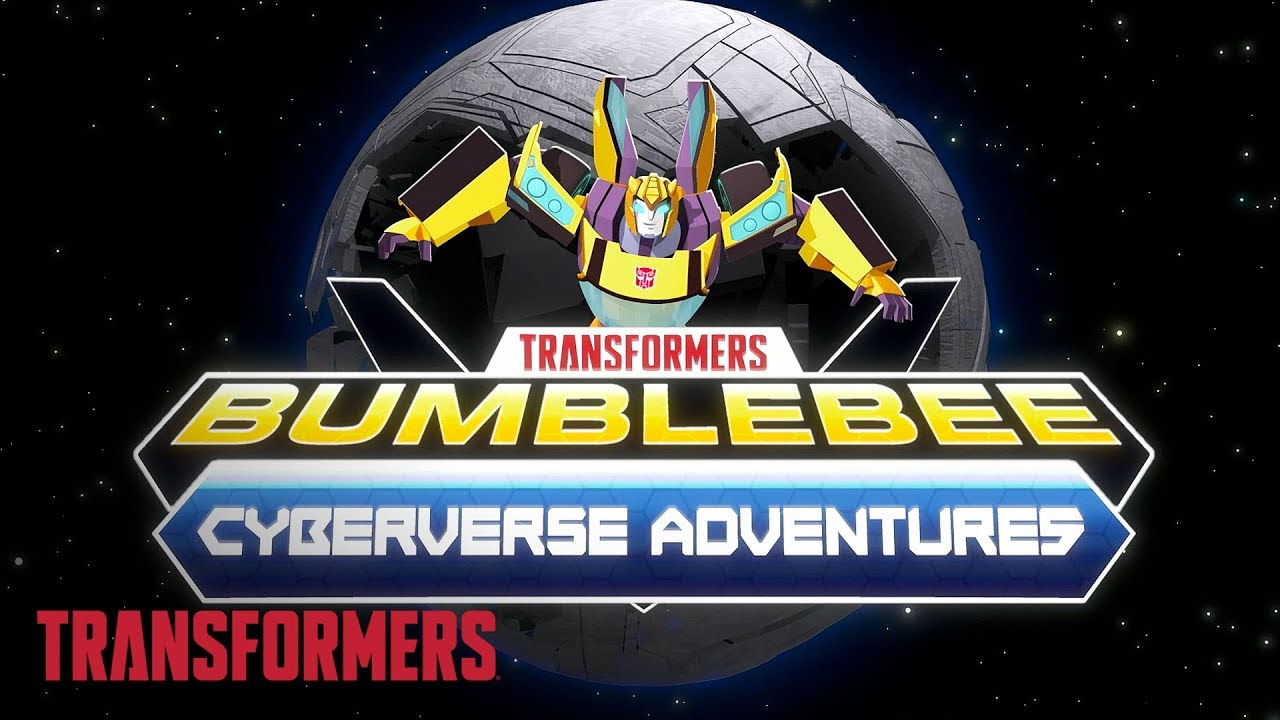 Official Season 3 Trailer! Transformers Bumblebee Cyberverse Adventures w/ Cartoon Network