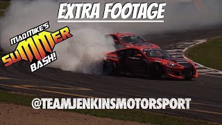 Team Jenkins Motorsport | In car | Outside Footage