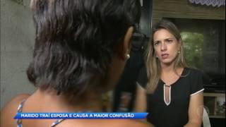 Amante torturada por mulher concede entrevista exclusiva