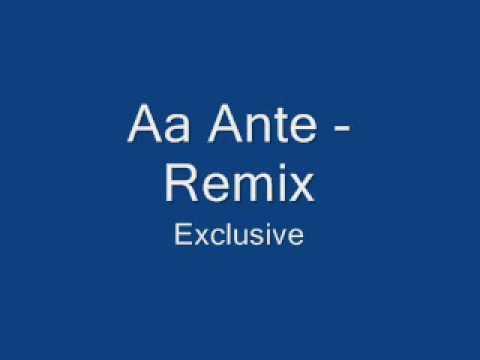 Aa Ante -remix- video