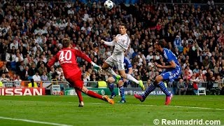 Real Madrid 3-4 Schalke 04 Goles Audio Cope 10/03/15