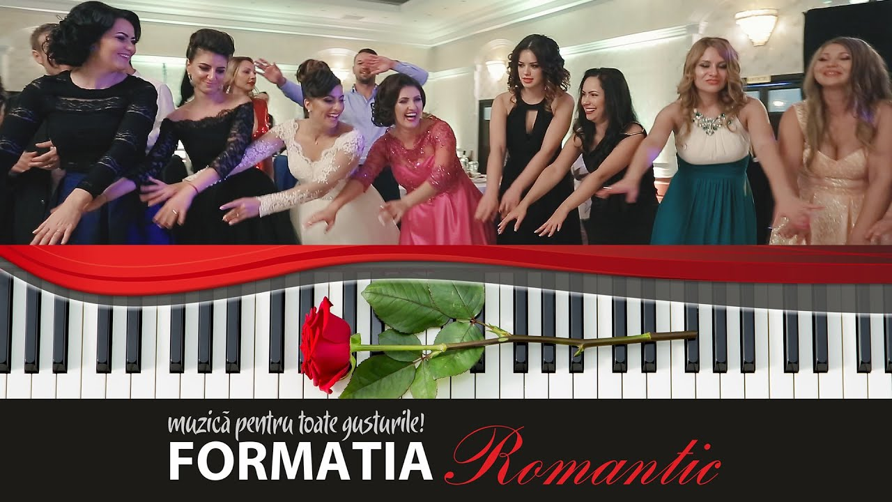 FORMATIA ROMANTIC Suceava petrecere si distractie nunta Maria si Andrei