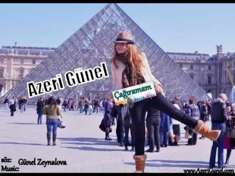 Azeri Günel & Tunar - Çağıramam ( 2013 Yeni )
