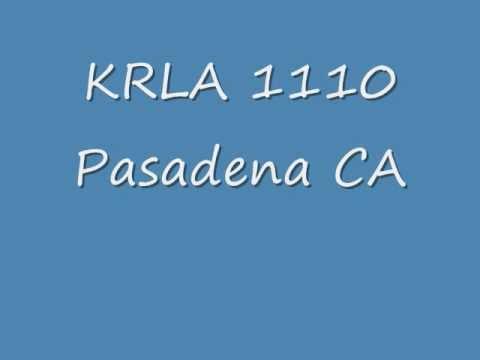 KRLA 1110  Pasadena CA   Casey Kasem  June 1967