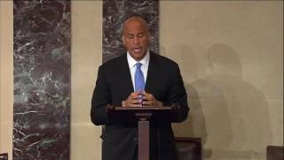 "Cory Booker Joins Senate Democrats Filibuster: ""Enough business as usual on gun violence"""