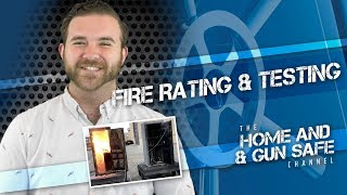 Best Fire Rated Safes – Liberty Safe's Fire Certification Process