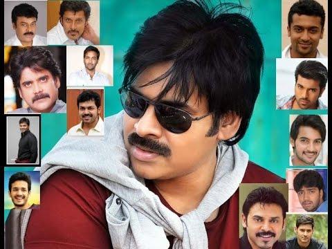 South Indian actors said about Power star Pawan Kalyan