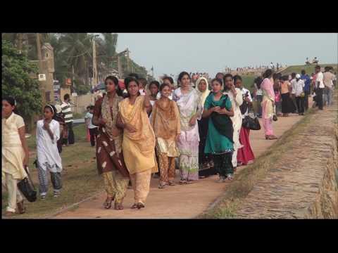 Sri Lanka 2010 1080i - Singalese Tamal Buddhist Hindu Festival Galle Trincomalee