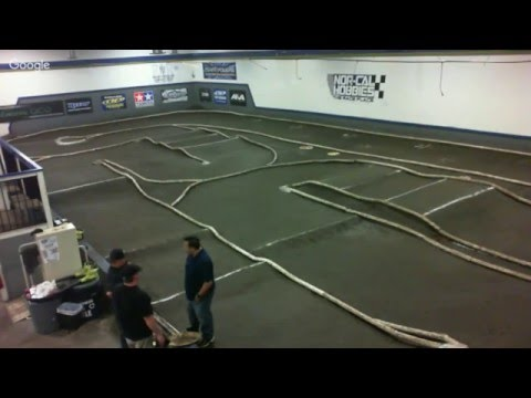 Live RC Car Racing - 3 Lap Series Race 2 Nor-Cal Hobbies
