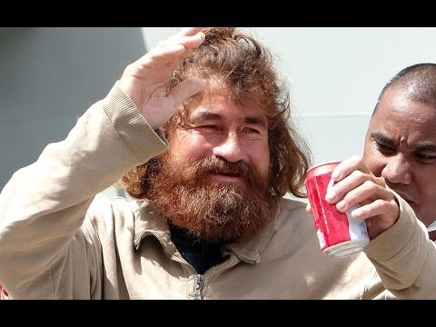 Castaway Jose Salvador Alvarenga describes his ordeal