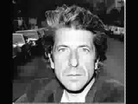 Cohen, Leonard - Tennessee Waltz