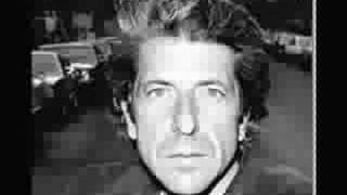 Watch Leonard Cohen Tennessee Waltz Live video