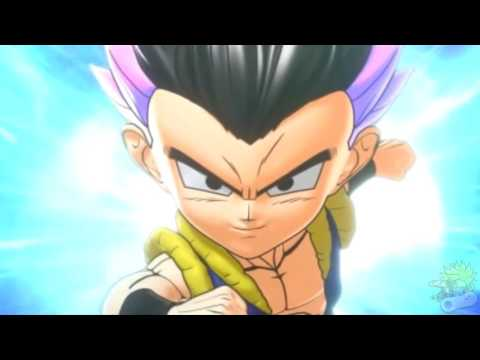 Dragon Ball Fusions Opening (3DS) [1080p HD]
