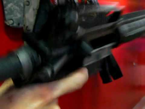 RA TECH GHK M4 GBB MAG TEST PART II