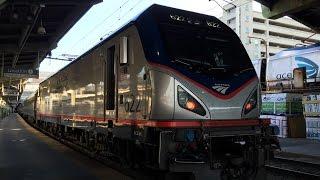 Amtrak HD 60 FPS: Northeast Regional 182