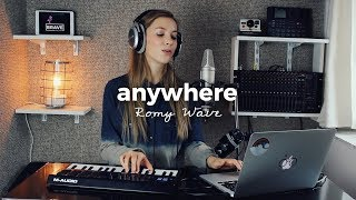 download lagu Anywhere - Rita Ora  Romy Wave Cover gratis