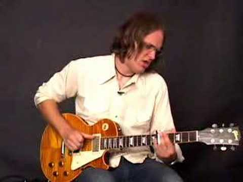 Joe Bonamassa Blues licks
