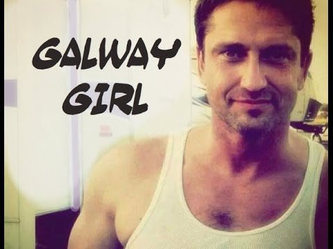 Gerard Butler sings Galway Girl in PS. I Love You