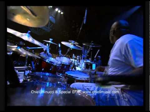 Chieli Minucci Live promo short - Java Jazz Festival