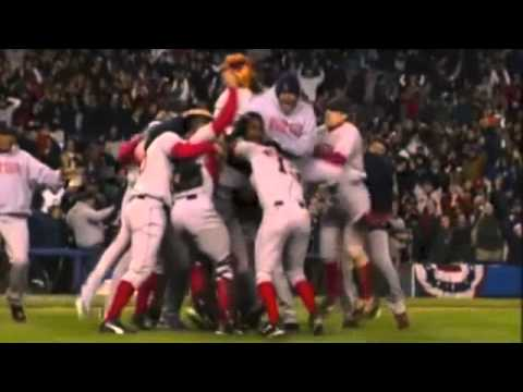 2004 Boston Red Sox Tribute