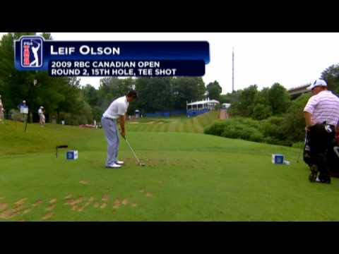 Check out the top-five PGA TOUR shots from the 2009 season. For complete coverage, visit PGATOUR.COM.