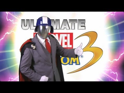Ultimate Marvel vs Capcom 3: Angry Rant!