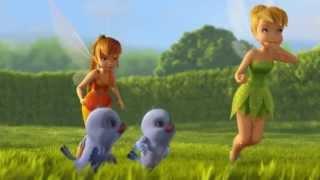 Disney Fairies Short: Fairy Cherry Tree