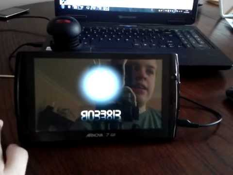 Arnova 7 G2 ( stock mod firmware ) tutorial.mp4
