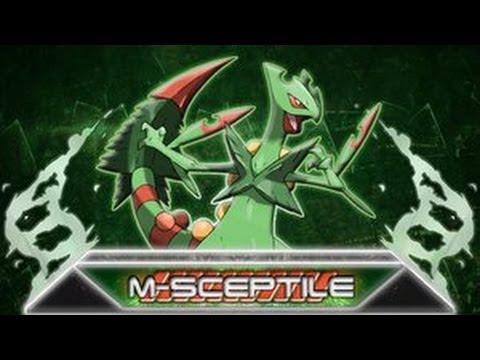 Pokemon Oras Ou Showdown Live: Enter Mega Sceptile video