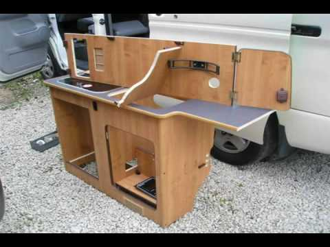 Motorhome Hire, Campervan Conversion